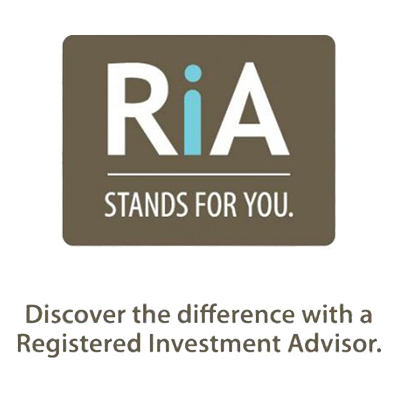 RIA stands for you. Discover the difference with a Registered Investment Advisor.